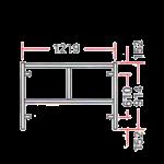 Ladder Frame A-403L