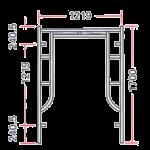 Main Frame A-4055B