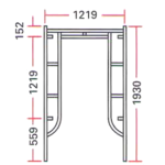 Main Frame A-4064